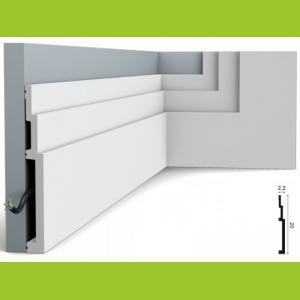 Bodenleiste Kunststoff SX181 Orac Decor