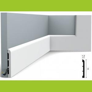 Fussleiste 11 x 1,3 cm SX184 Orac Decor