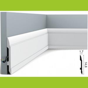 Fussleiste 14,8 x 1,7 cm SX104 Orac Decor