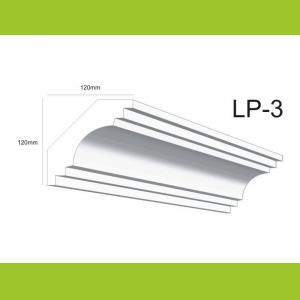 Stuckleiste Decke LP3 - 12 cm