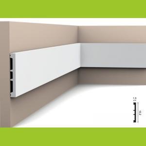 Wandleiste 10,2 x 1,3 cm SX163 Orac Decor