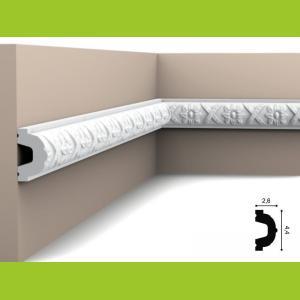 Wandleiste 4,4 x 2,6 cm P2020 Orac Decor