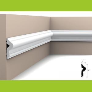 Wandleiste 5 x 1,7 cm PX175 Flexible Orac Decor