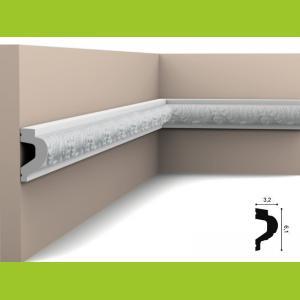 Wandleiste 6,1 x 3,2 cm P3020 Orac Decor